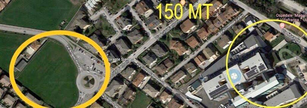 ZONA SIENA, AREA EDIFICABILE DI 5000 MQ VENDUTA DAL COMUNE A UN PRIVATO PER CIRCA 600.000 €